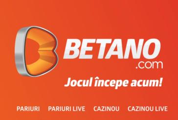 Bonusurile si promotiile existente la casa de pariuri online Betano