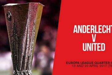 Anderlecht vs Manchester United, Europa League – Super cote