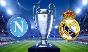 Napoli vs Real Madrid - Nu rata o cota de 2.20 pentru un festival de goluri pe San Paolo