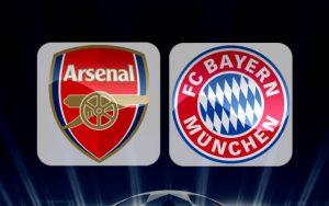 Arsenal vs Bayern - Orgoliul englezilor produce o cota de 1.84