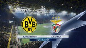 Borussia Dortmund vs Benfica - Nemtii se califica la o cota de 1.75
