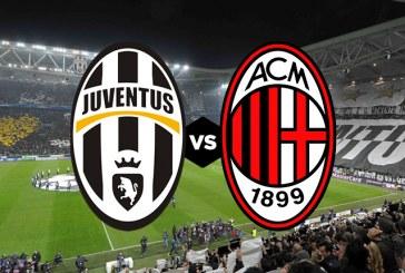 Juventus vs Milan – Ai aici o cota speciala de 5 pentru victoria torinezilor