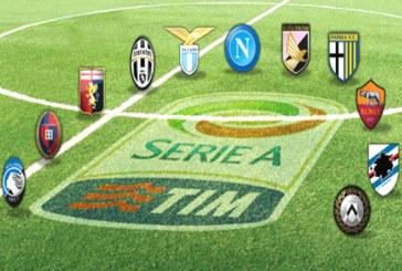 Serie A – Sapte meciuri si sapte ponturi pentru a castiga duminica in Italia