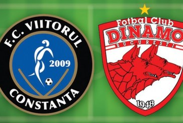 Viitorul vs Dinamo – Incheie prima etapa din play-off pe profit