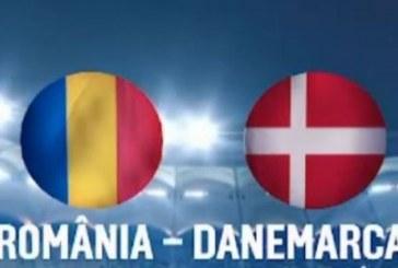 Romania vs Danemarca – N-ai voie sa ratezi doua cote speciale – 10 pentru victoria Romaniei si 5 pentru cel putin un gol