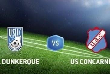 Dunkerque vs Concarneau – Gazdele garanteaza victoria la o cota de 1.90