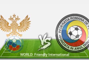 Rusia vs Romania – Primul amical al tineretului sub comanda lui Isaila aduce cote bune de tot
