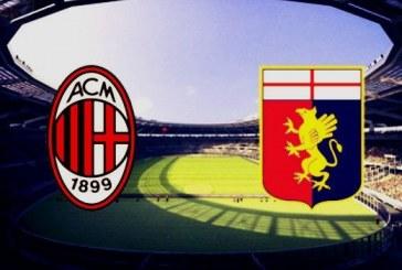 Milan vs Genoa – Banii vin de la Diavolul milanez!