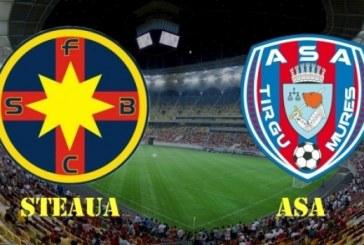 FC Steaua Bucuresti vs ASA Targu Mures – Inca o sansa pentru ros-albastri!
