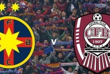 FC Steaua Bucuresti vs CFR Cluj – Stelistii, condamnati la victorie!