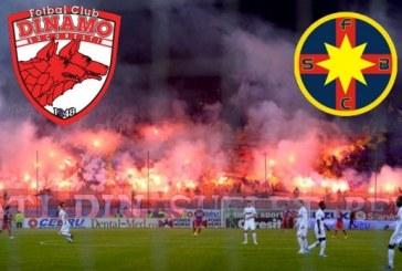 Dinamo vs FCSB – Derby fierbinte, cote incendiare!