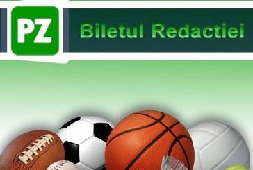Tenis si fotbal la Biletul Redactiei de la Sportingbet