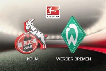 Koln vs Bremen – Meci echilibrat in Bundesliga!