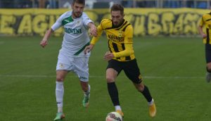FC Brasov vs CS Mioveni - Batalia pentru promovare continua