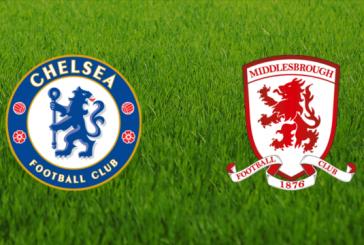 Chelsea vs Middlesbrough – Albastrii devin campioni in Anglia!