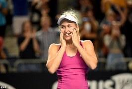 Ponturile zilei din tenis feminin 23 mai
