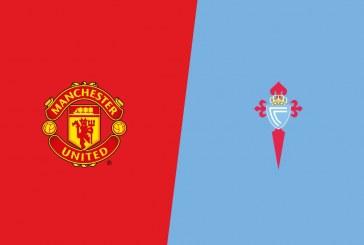 "Manchester United vs Celta Vigo – Specialitatea casei pentru Mourinho – Cota 2 pentru ""sub 2.5 goluri"""