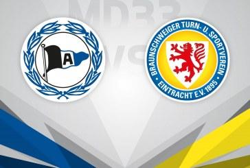 """Arminia Bielefeld vs Eintracht Braunschweig – Cota de 1.80 garantata de oaspetii care """"castiga o repriza"""""""