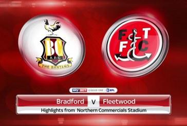 """Bradford vs Fleetwood Town – Joaca tare pentru promovare – Cota peste 2 pentru """"ambele marcheaza"""""""