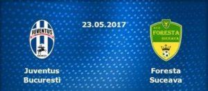 Juventus Bucuresti vs Foresta Suceava - Festival de goluri la matineu si cote pe masura