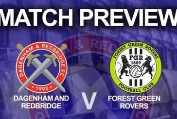 Dagenham & Redbridge vs Forest Green – Te tentam cu o cota de 4.50?