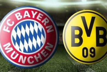 Derby-urile din noul sezon de fotbal din Bundesliga Germania