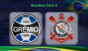 Gremio vs Corinthians - Duel pentru primul loc in Brazilia!