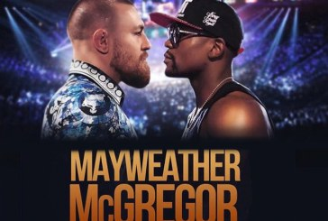 Mayweather vs McGregor, un fel de Germania vs Gribraltar :)))