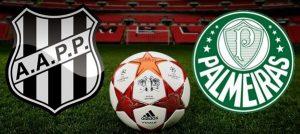 Ponte Preta vs Palmeiras - Meci echilibrat in Serie A, Brazilia!