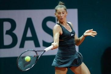 Alexandra Cadantu joaca pentru un loc in sferturi in Croatia