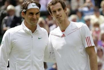 Federer si Murray, favoriti la castigarea Wimbledonului – Djokovic si Nadal?