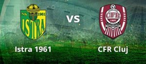 Istra 1961 vs CFR Cluj - Nu rata o cota peste 2 la amicalul ardelenilor