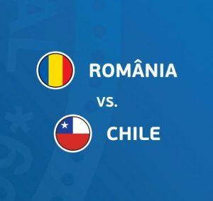 Romania vs Chile - Iunie, luna cadourilor - Cota 7 pentru victoria tricolorilor