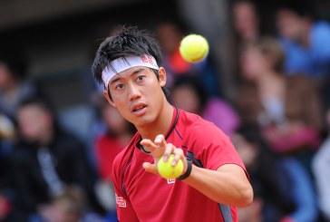 Nishikori, favorit in duelul asiatic cu Chung de la Roland Garros