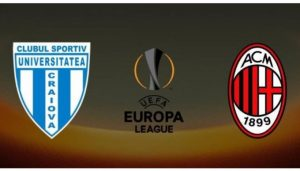 CS U Craiova vs AC Milan - Bani pe jos - Cota 10 pentru \