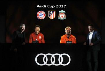 Audi Cup – Spectacol si sanse multiple de profit la amicalele granzilor