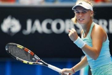 Wozniacki, favorită în optimi la Hong Kong