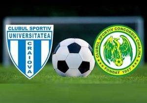 CS U Craiova vs Concordia Chiajna - Vezi cum poti sa-ti dublezi banii cu meciul de la Severin