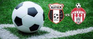 Astra vs Sepsi Sf Gheorghe - Bani pe jos cu o cota de 5 pentru trei variante de scor corect
