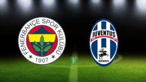 Fenerbahce vs Juventus Colentina - Amical de lux pentru nou-promovata