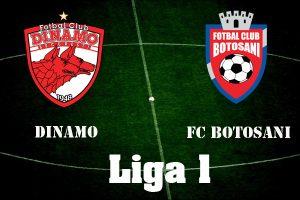 Dinamo vs FC Botosani - Ofensiva cainilor produce o super-cota de 2.50