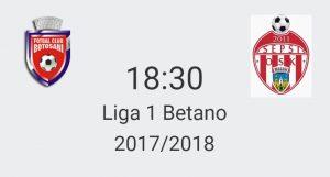 FC Botosani vs Sepsi Sf Gheorghe - Mergem pe mana gazdelor la cote bune de tot