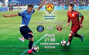 Viitorul vs FC Voluntari - Profita de cota speciala 7 pentru victoria campioanei