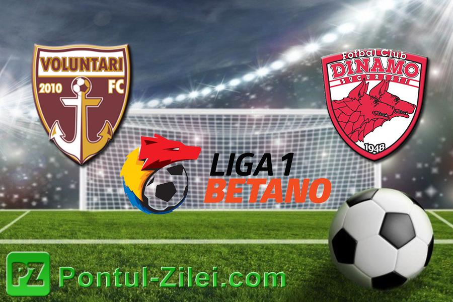 Poza 4 - FC VOLUNTARI - DINAMO // FOTO Trei penalty-uri ...  |Dinamo București-voluntari