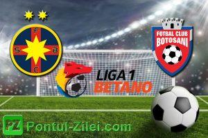 FCSB vs FC Botosani - Vicecampionii, obligati la victorie dupa umilinta cu Sporting!