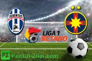 Juventus Bucuresti vs FCSB - Ros-albastrii, in cautarea victoriei!