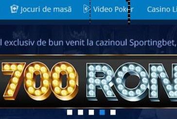 Casino Sportingbet – Jocuri, bonusuri si dealeri Live