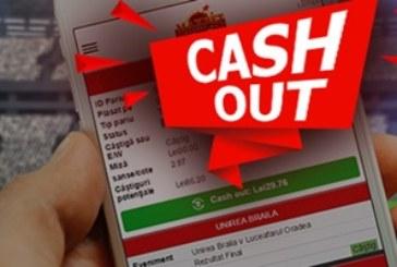 Cash out | Vezi aici ce este si ce agentii au aceasta optiune