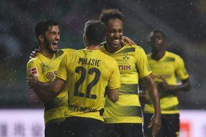 Wolfsburg vs Borussia Dortmund - Nu rata o cota de 1.86 pentru victoria oaspetilor