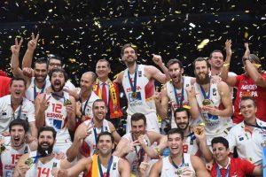 Spania si Serbia, favoritele zilei la Eurobasket